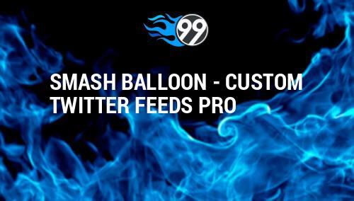 Smash Balloon - Custom Twitter Feeds Pro